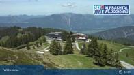 Archived image Webcam Top Station on Schatzberg (Wildschönau) 07:00