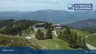 Archived image Webcam Top Station on Schatzberg (Wildschönau) 09:00