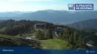 Archived image Webcam Top Station on Schatzberg (Wildschönau) 13:00