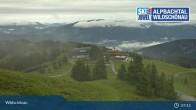 Archiv Foto Webcam Bergstation auf dem Schatzberg (Wildschönau) 01:00