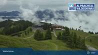 Archiv Foto Webcam Bergstation auf dem Schatzberg (Wildschönau) 07:00