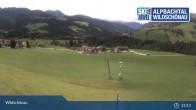 Archived image Webcam Skiing area Roggenboden (Alpbachtal Wildschönau) 07:00