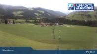 Archived image Webcam Skiing area Roggenboden (Alpbachtal Wildschönau) 09:00