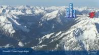 Archiv Foto Webcam Tiroler Zugspitzbahn Bergstation 03:00