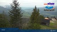 Archiv Foto Webcam am Unterberghorn (Kössen) 01:00