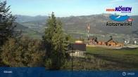 Archived image Webcam at Unterberghorn (Kössen) 03:00