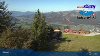 Archived image Webcam at Unterberghorn (Kössen) 05:00