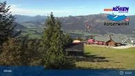 Archived image Webcam at Unterberghorn (Kössen) 07:00