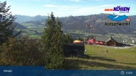 Archived image Webcam at Unterberghorn (Kössen) 09:00
