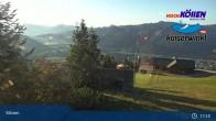 Archived image Webcam at Unterberghorn (Kössen) 11:00