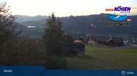 Archived image Webcam at Unterberghorn (Kössen) 13:00