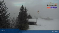 Archiv Foto Webcam am Unterberghorn (Kössen) 05:00