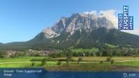 Archiv Foto Webcam Tiroler Zugspitze - Golfanlage 07:00