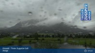 Archiv Foto Webcam Tiroler Zugspitze - Golfanlage 01:00