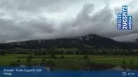Archiv Foto Webcam Tiroler Zugspitze - Golfanlage 11:00