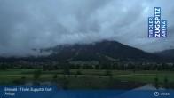 Archiv Foto Webcam Tiroler Zugspitze - Golfanlage 15:00