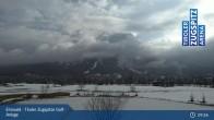 Archiv Foto Webcam Tiroler Zugspitze - Golfanlage 03:00