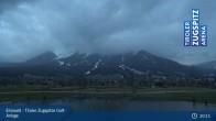 Archiv Foto Webcam Tiroler Zugspitze - Golfanlage 21:00