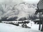 Archiv Foto Webcam Ehrwalder Alm - Bergstation Sesselbahn Gaistal 00:00