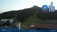 Archiv Foto Webcam Grubig Alm (1712m) 23:00