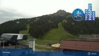 Archiv Foto Webcam Grubig Alm (1712m) 03:00