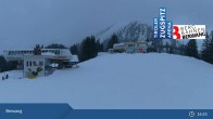 Archiv Foto Webcam Sonnalmbahn- Bergstation 11:00