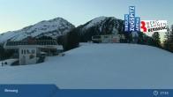 Archiv Foto Webcam Sonnalmbahn- Bergstation 21:00
