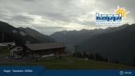 Archiv Foto Webcam Kappl: Bergstation DIAS-Bahn 03:00