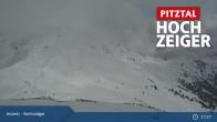 Archiv Foto Webcam Hochzeiger: Blick vom Sechszeiger Jerzens 11:00