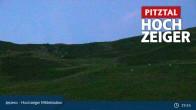 Archiv Foto Webcam Hochzeiger Mittelstation 02:00