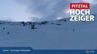 Archiv Foto Webcam Hochzeiger Mittelstation 01:00