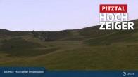 Archiv Foto Webcam Hochzeiger Mittelstation 21:00