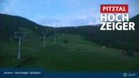 Archiv Foto Webcam Hochzeiger Talstation 21:00
