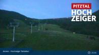 Archived image Webcam Hochzeiger Base Station 21:00