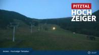 Archiv Foto Webcam Hochzeiger Talstation 23:00