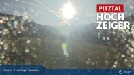 Archiv Foto Webcam Hochzeiger Talstation 03:00