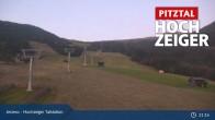 Archiv Foto Webcam Hochzeiger Talstation 15:00