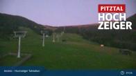 Archived image Webcam Hochzeiger Base Station 23:00
