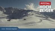Archiv Foto Webcam Zirbenbahn Bergstation 07:00
