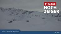 Archiv Foto Webcam Zirbenbahn Bergstation 09:00