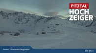 Archiv Foto Webcam Zirbenbahn Bergstation 02:00