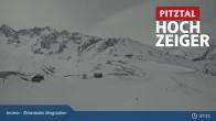 Archiv Foto Webcam Zirbenbahn Bergstation 06:00
