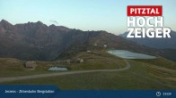 Archiv Foto Webcam Zirbenbahn Bergstation 19:00