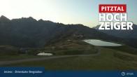 Archiv Foto Webcam Zirbenbahn Bergstation 01:00