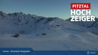 Archiv Foto Webcam Zirbenbahn Bergstation 21:00