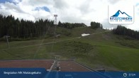 Archiv Foto Webcam Kaprun: Bergstation Maiskogelbahn 11:00