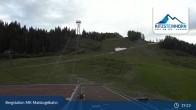 Archiv Foto Webcam Kaprun: Bergstation Maiskogelbahn 13:00