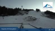 Archiv Foto Webcam Kaprun: Bergstation Maiskogelbahn 19:00