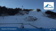Archiv Foto Webcam Kaprun: Bergstation Maiskogelbahn 03:00