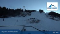 Archiv Foto Webcam Kaprun: Bergstation Maiskogelbahn 09:00